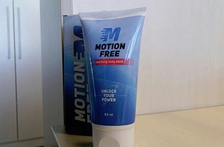 motion free crème